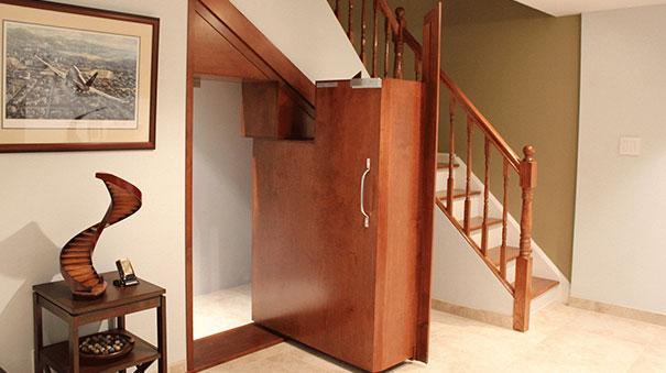 Diseo de habitaciones ocultas ideas para construir en casa