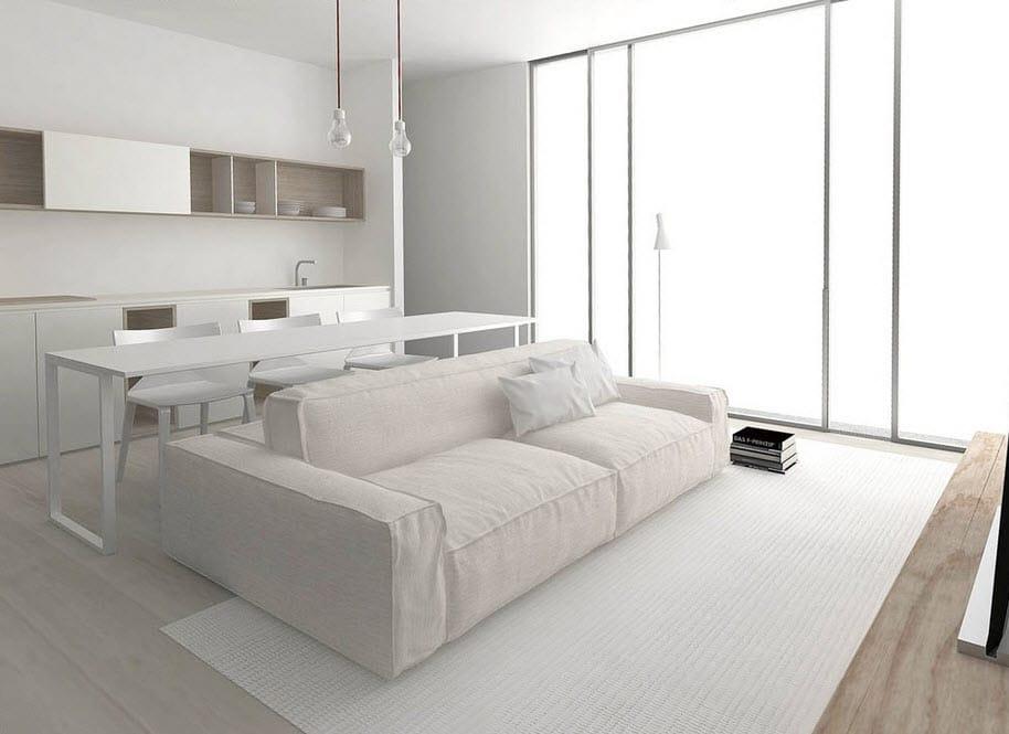 Planos de apartamentos pequeos de uno y dos dormitorios