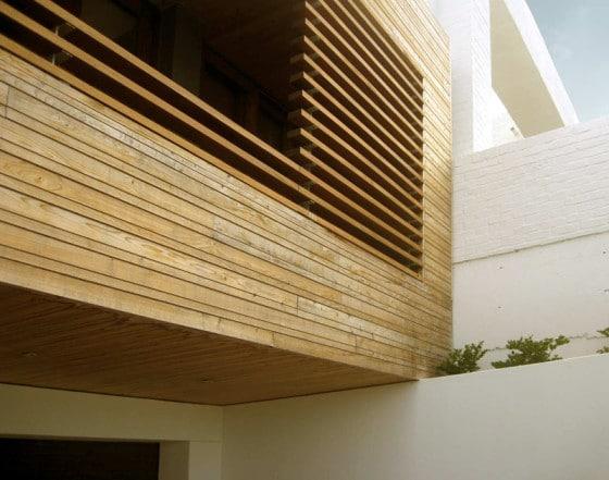 Planos de casa de dos pisos construida en terreno cuadrado for Casa de dos plantas construyehogar