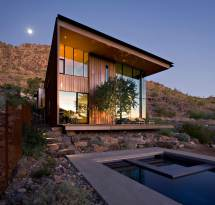 Modern Homes Designs Arizona Desert