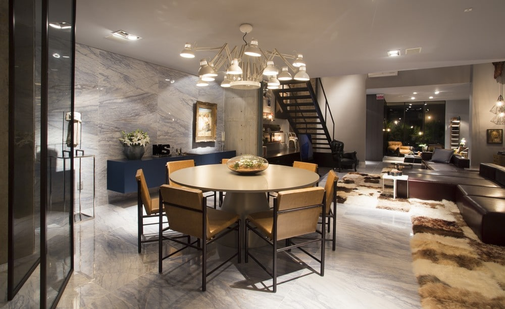 Diseo de apartamento tipo loft moderna decoracin