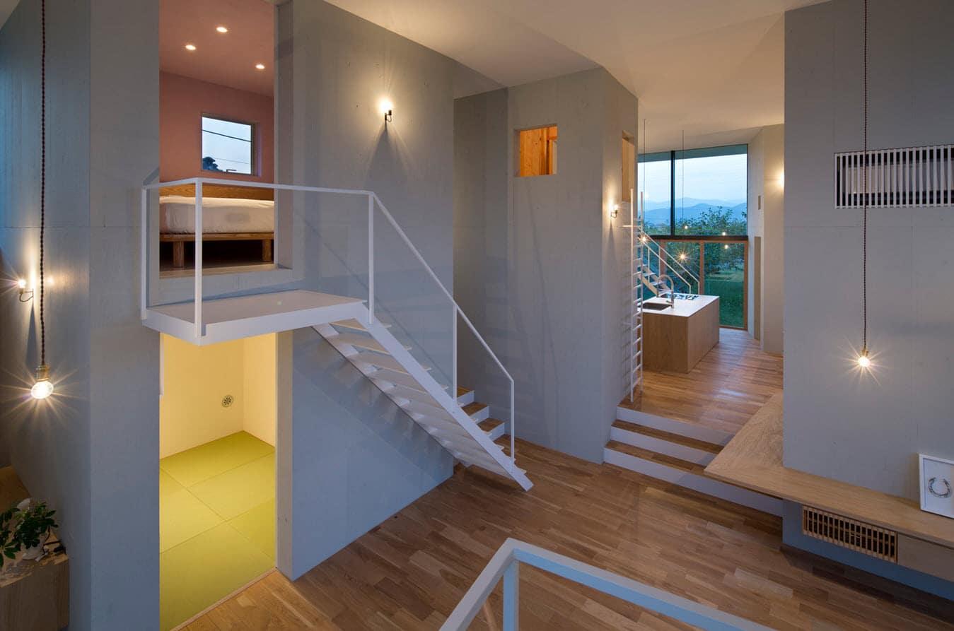 Diseo de casa estilo japons con planos  Construye Hogar