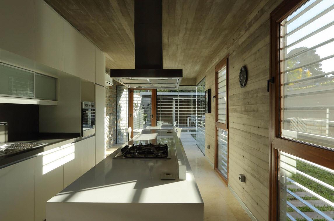 Planos de casa de dos pisos fachada segura