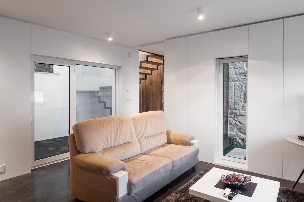 Remodelacin de casa de dos pisos