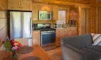 Diseo de casa pequea de madera [Planos] | Construye Hogar
