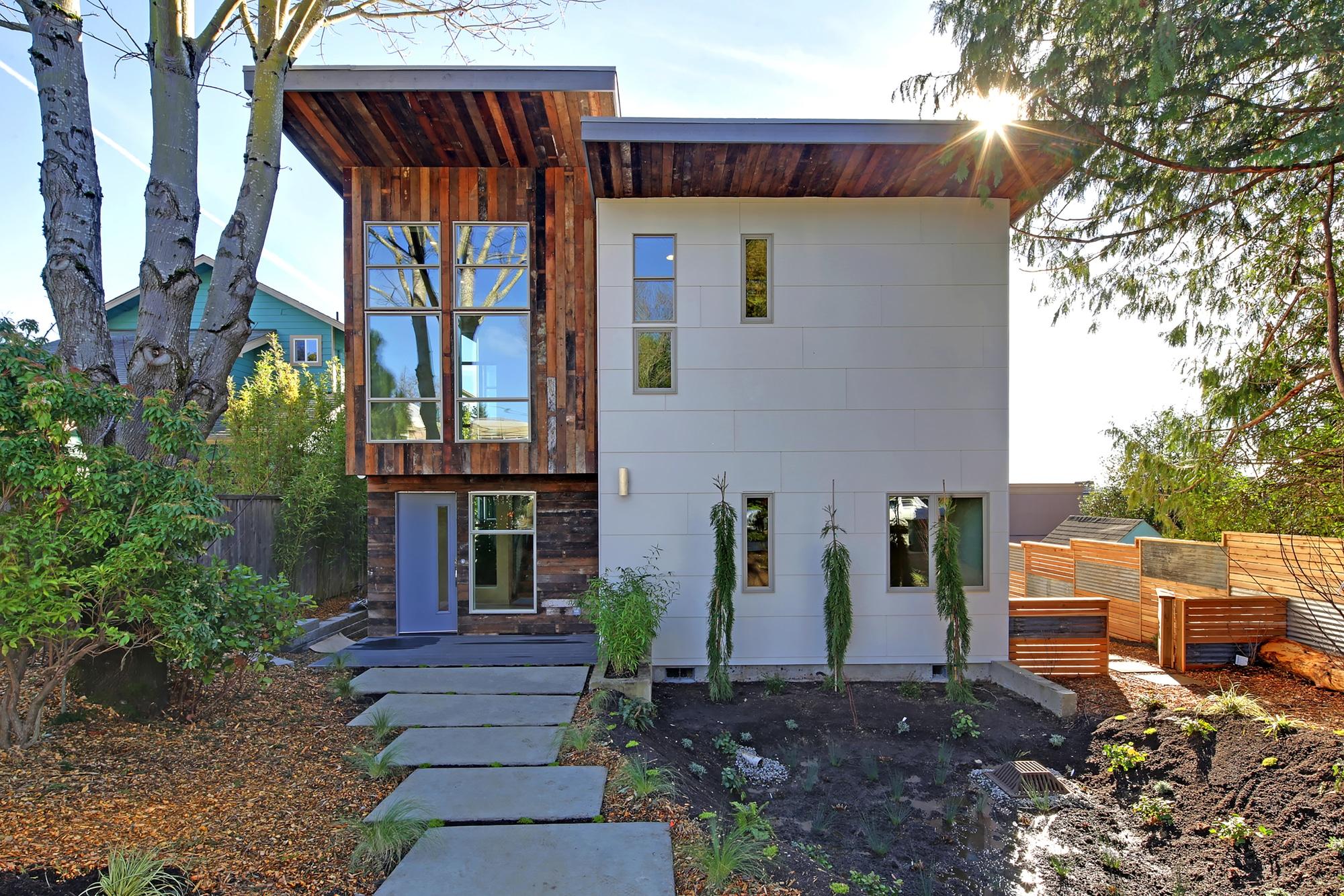 Diseo casa ecolgica autosuficiente Planos