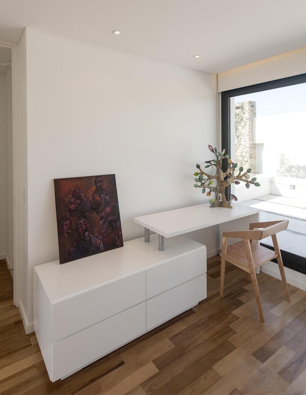 Planos de casa de dos pisos moderna