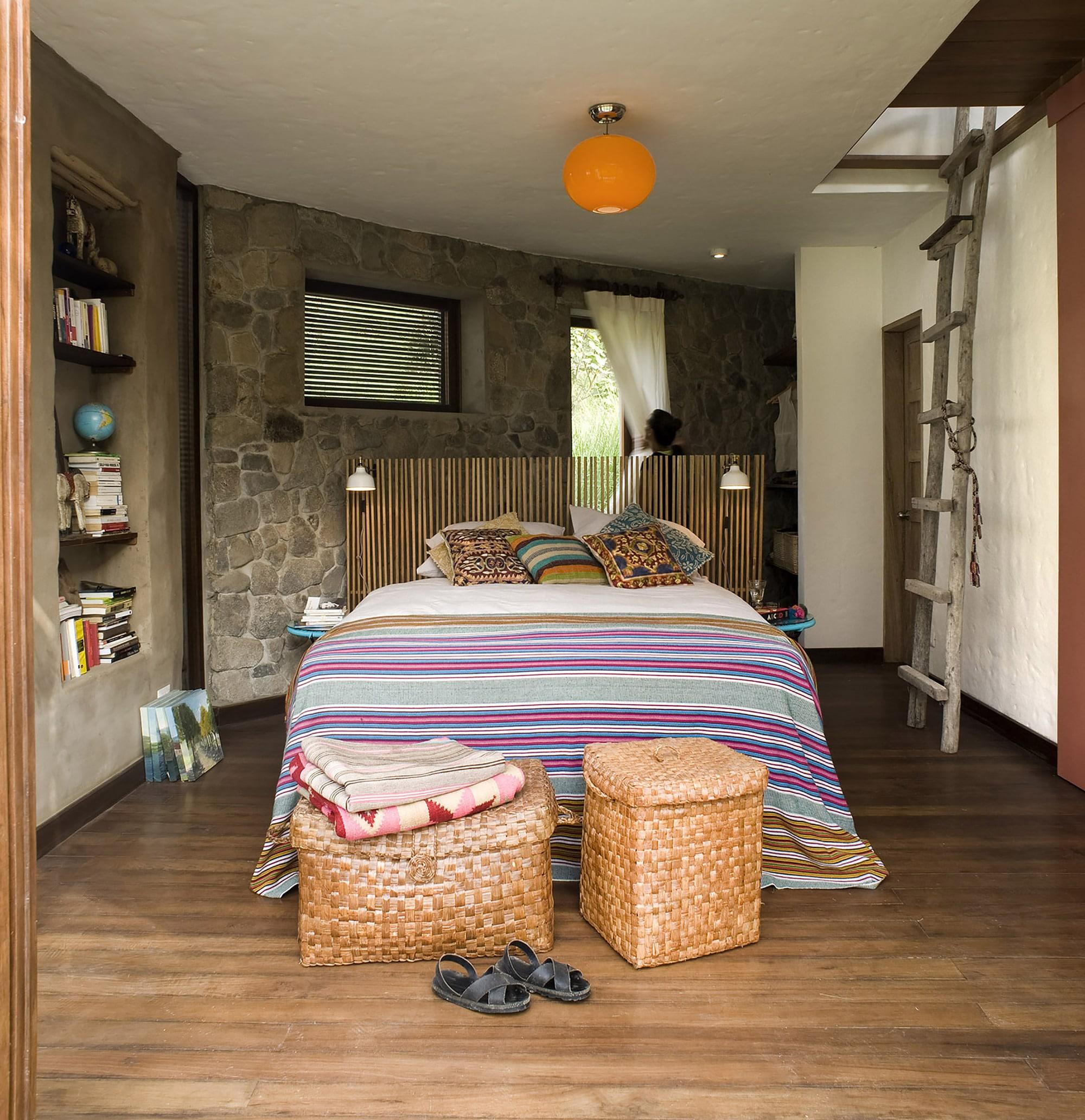 Diseo casa de campo tradicional  Construye Hogar
