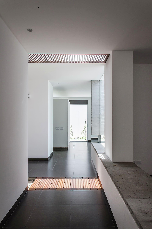 Diseo casa moderna de un piso