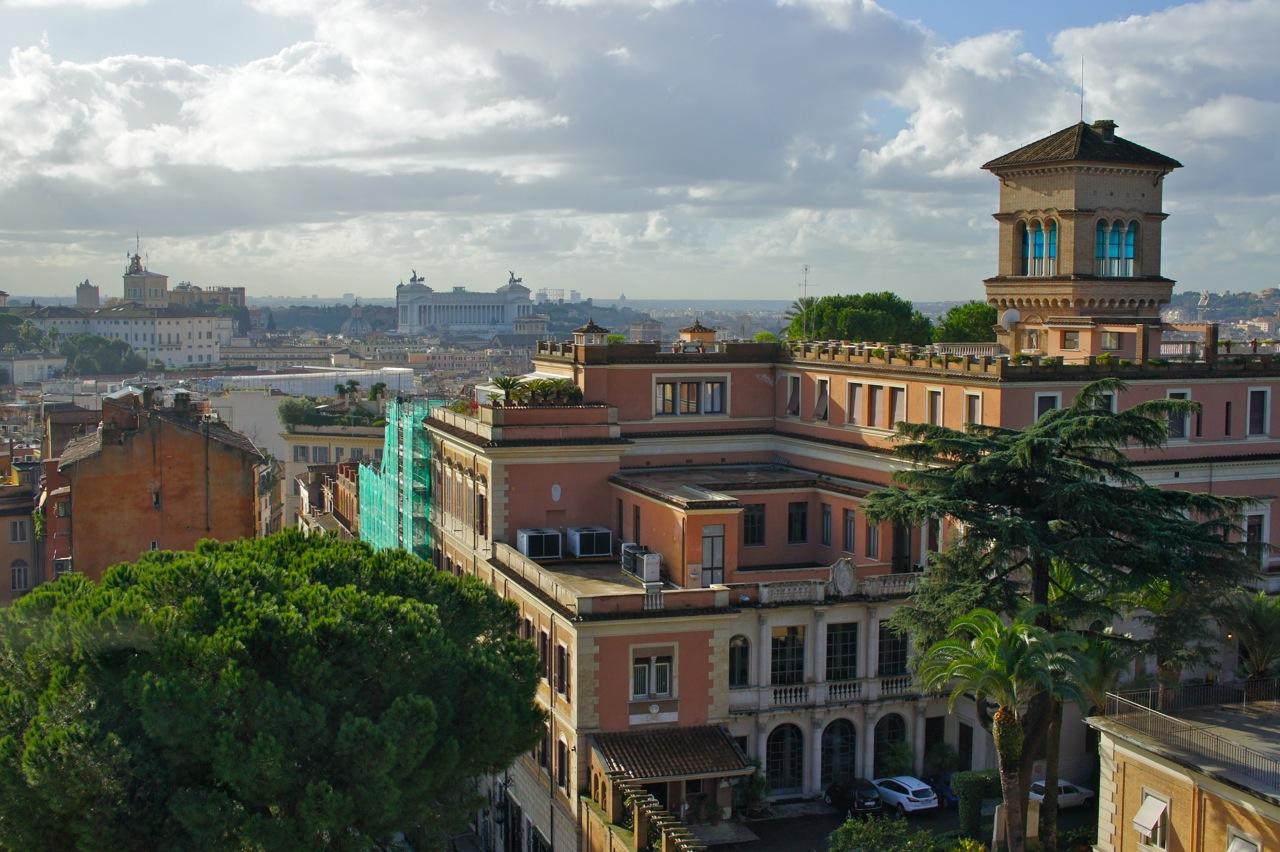 Hotel em Roma Adorei o Hotel Eden