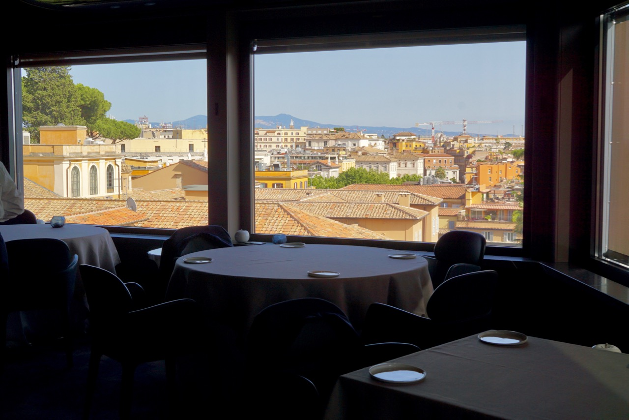 Dicas de Roma  restaurante museu e BB Querem ver