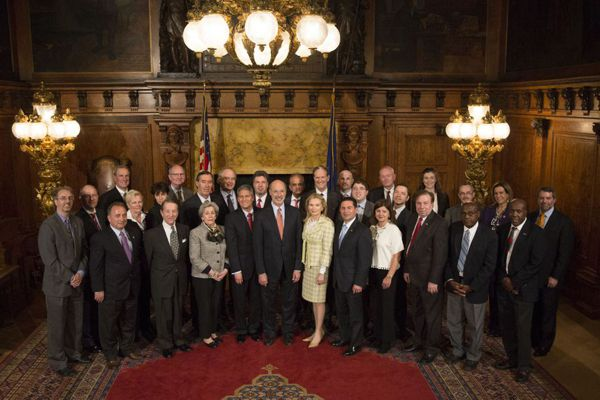 Meet and Greet with Gov Wolf (9) small