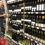 Si assestano le vendite di vino nelIa distribuzione moderna