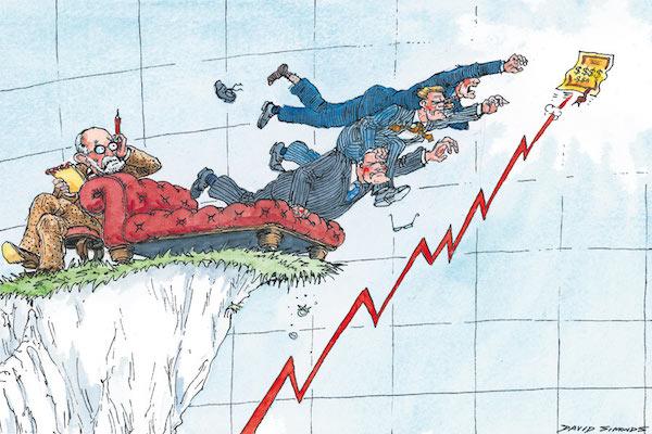 E fanno pure di peggio questi investitori...