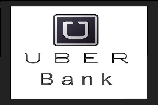 uber futuro della tecnologia e anche delle banche