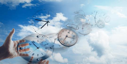 gestione del tempo e personalità