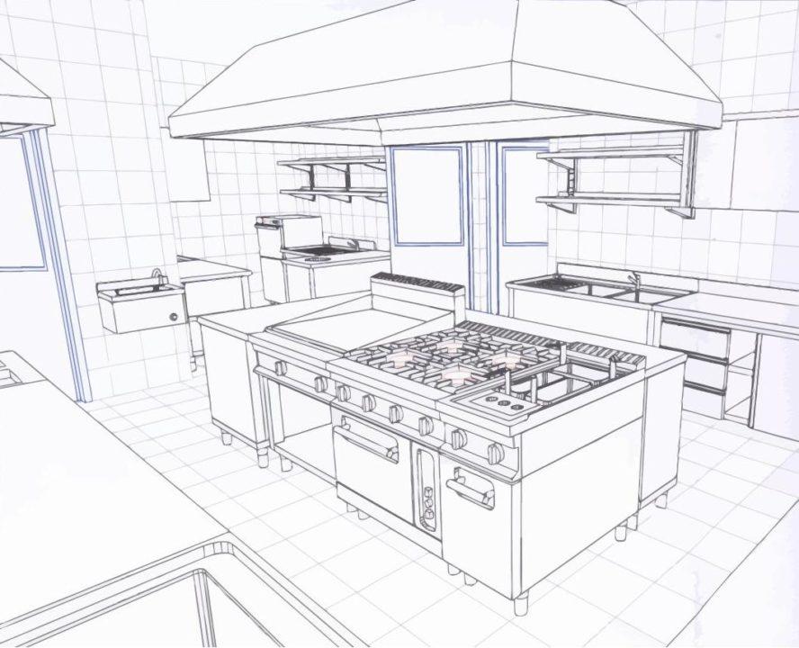 Consulenze per Ristoranti e Bar Progettare la cucina di un