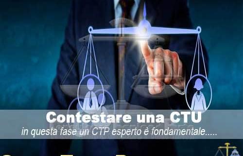 Contestazione CTU – Come si fa?