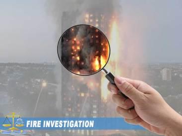 Fire Investigation e Consulenza Perito per Incendio