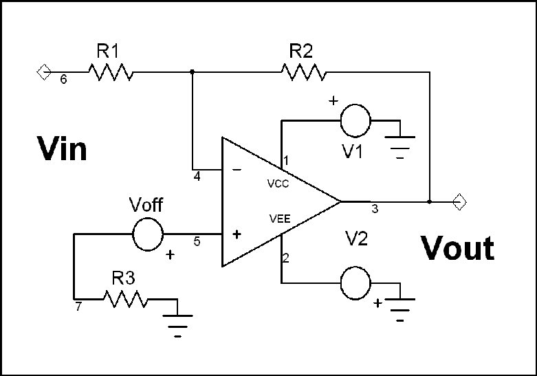 CPR: Amplifier DC Analysis
