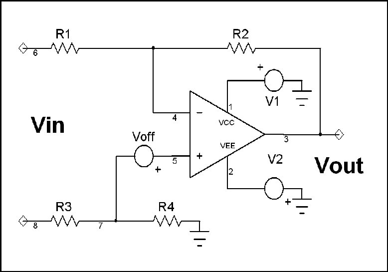 CPR: Differential Amplifier DC Analysis