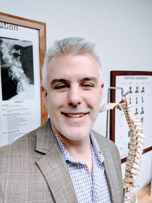 Dr. Mark Smith Consult-A-Chiro