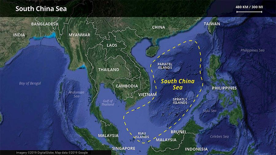 Image result for south china sea news