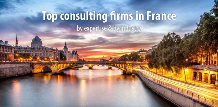 Les meilleurs cabinets de conseil en France - par expertise et par secteur