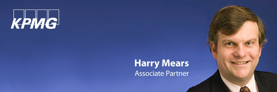 KPMG promotes Harry Mears to social housing team lead