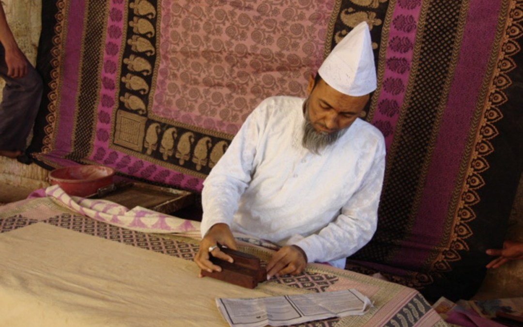 How the Tradition of Bagh Print is Being Kept Alive