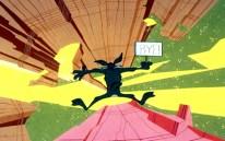 Fiscal Cliff - Wile E Coyote