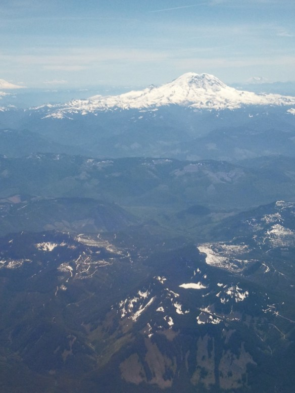 Rainer from plane