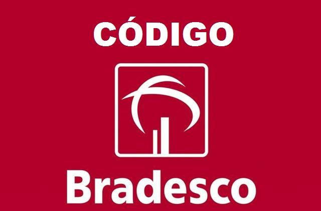 Consulta Código do Banco Bradesco