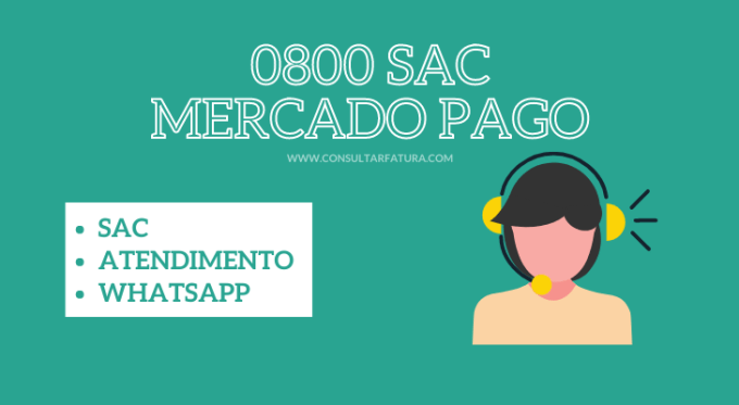SAC Mercado Pago: 0800, Telefone, WhatsApp, Chat