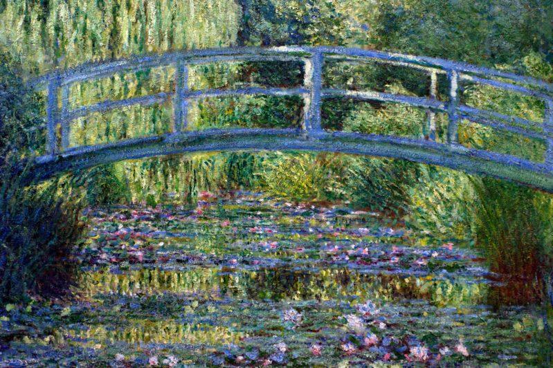 La Consultation Paris 19 - Bassin aux Nymphéas Claude Monet