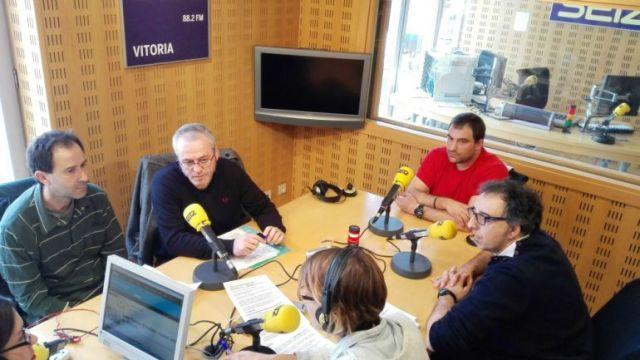 Entrevista Cadena SER - Asafes y Consulting Alaves