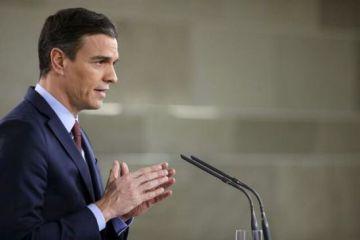 Pedro Sánchez anuncia el estado de alarma