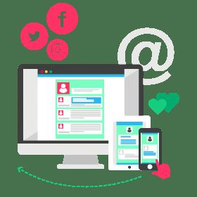 diseño web agencia marketing digital madrid
