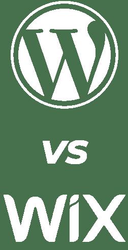 Desenvolvimento de site em WordPress ou Wix