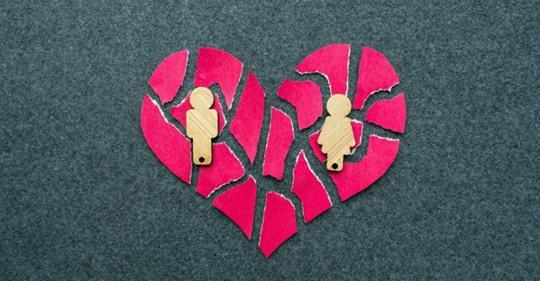 Relazione d'amore: superare la fine di una relazione e riscoprire se stessi