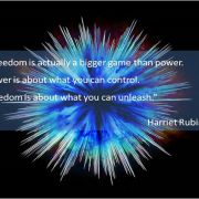 freedom and power