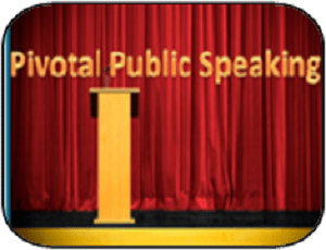 Pivotal Public Speaking