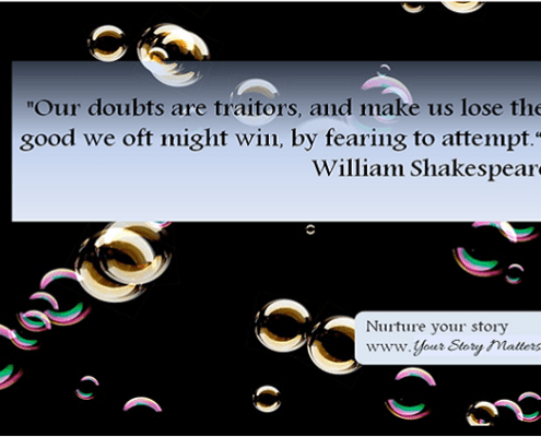 Pivota Life quote from William Shakespeare