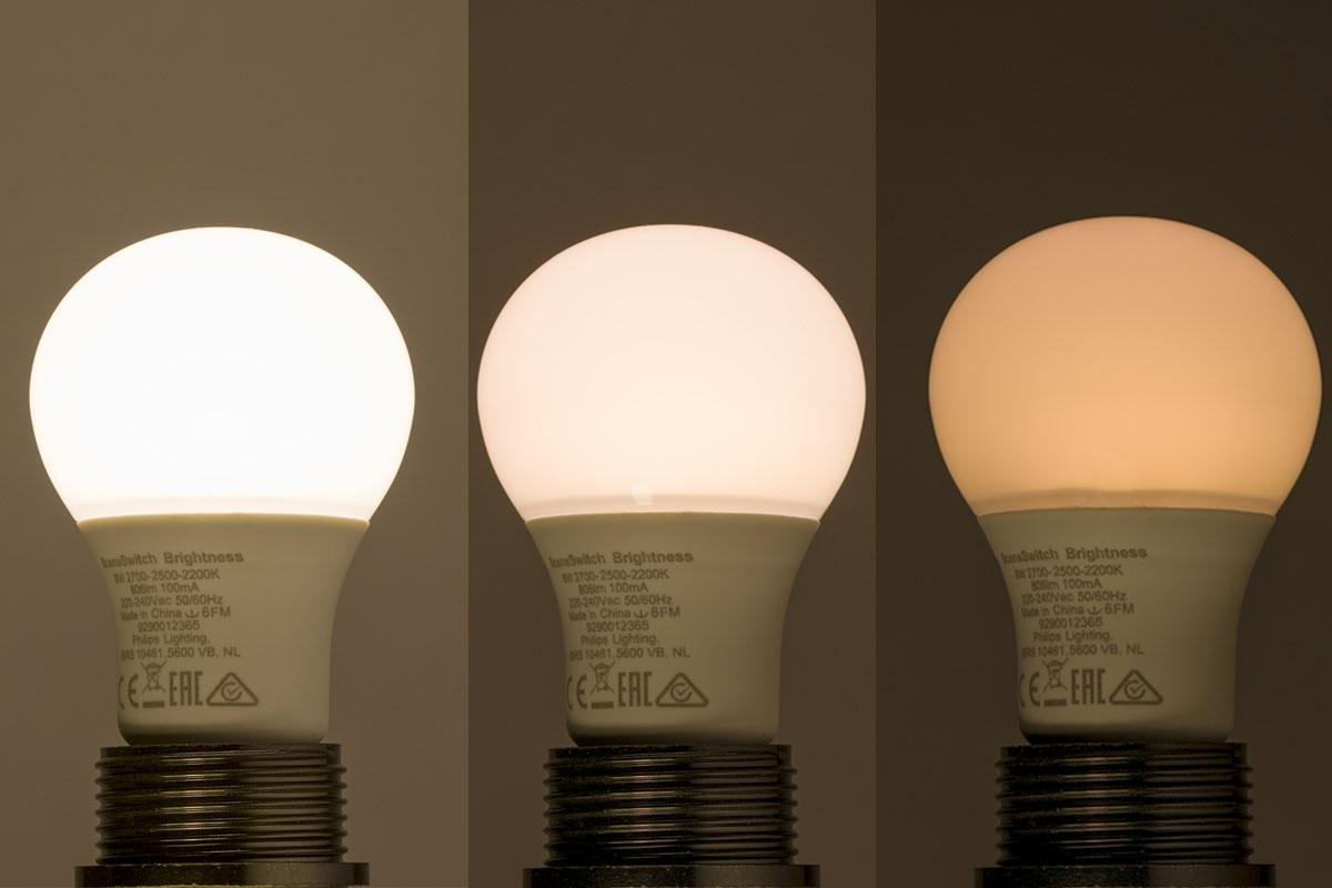 Philips Hue Lampen Kleine Fitting