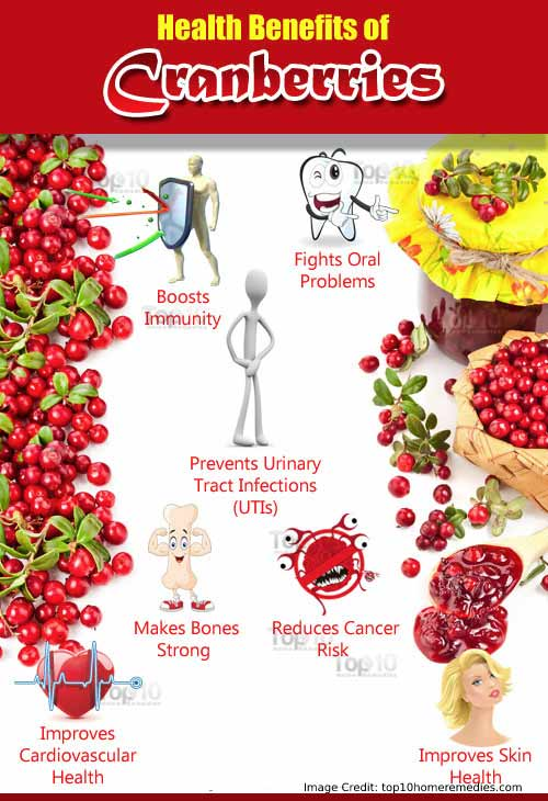 Cranberry Pills – Health Benefits Side Effects Dosage & MORE