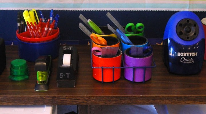 pencil sharpener for classroom