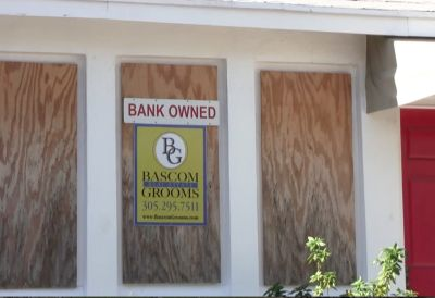 BANK OWNED HOME, KEY WEST, FLORIDA