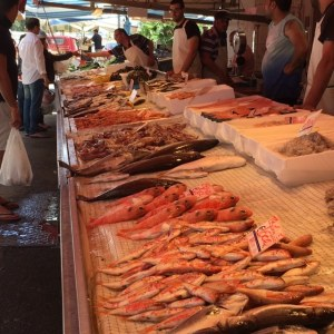 Oritigia Fish Market