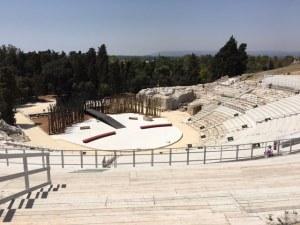 Teatro Greco, Archeological Park Neapolis