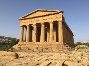 Temple of Concordia, Sicilia